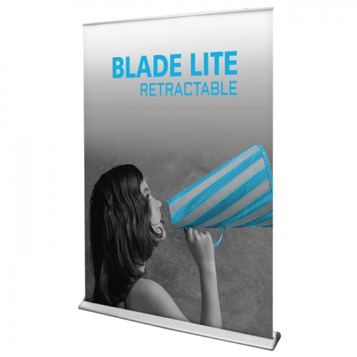 Commercial and Union Printed Banners, Blade Lite 1500