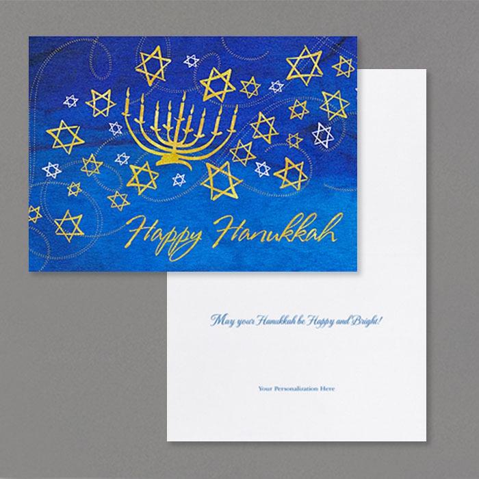 Menorah-and-Stars-Holiday-Card