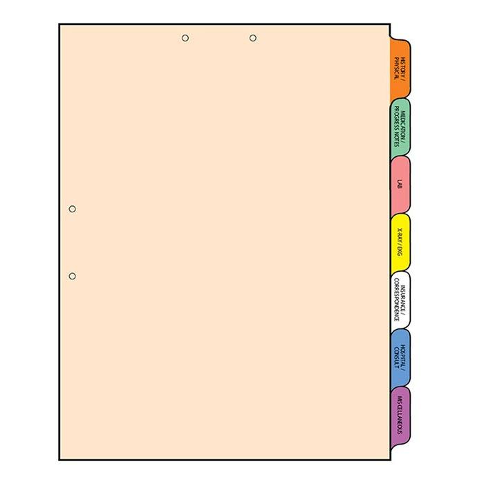 Milti-Tab Folder
