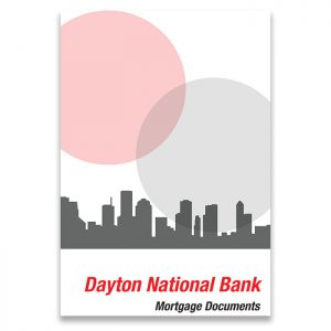 9 x 12 Folders (mortgage)