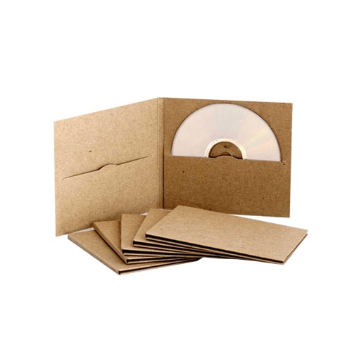 Retail Packaging for DVD or CD Covers