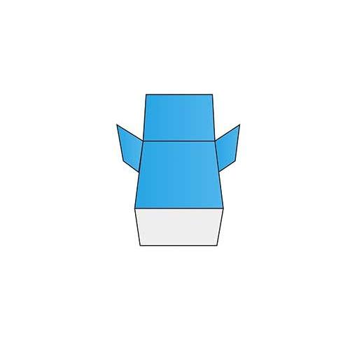 Full Overlap Seal Rectangular Box Packaging