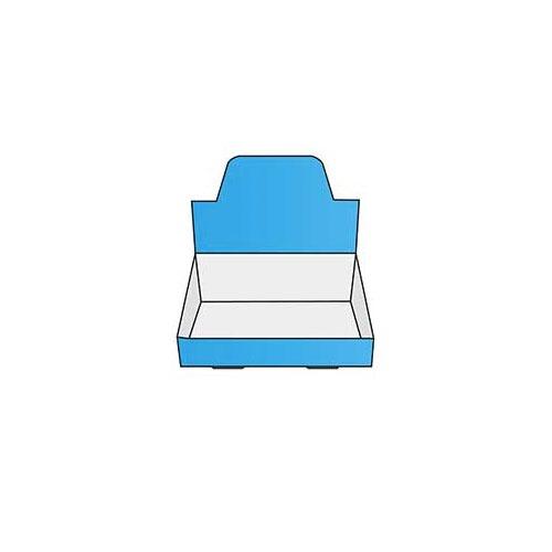Self Locked Counter Box