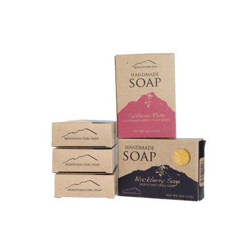 Retail Box Packaging for Soap Box