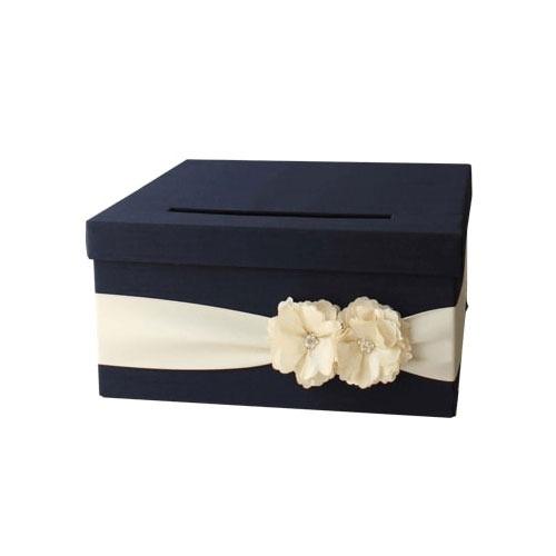 Custom Wedding Card Box