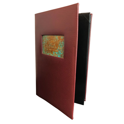 copper menus