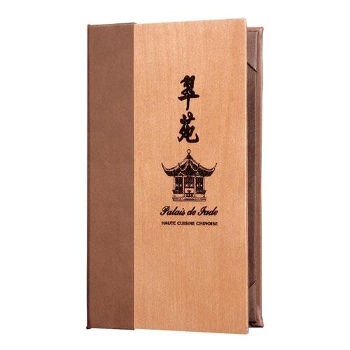 Bamboo Menus