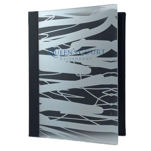 acrylic menus