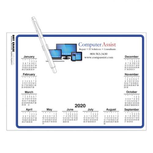 dry-erase-board calendar