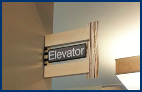 Wooden Signs in Worcester, Boston, Cambridge, Saugus, Lowell