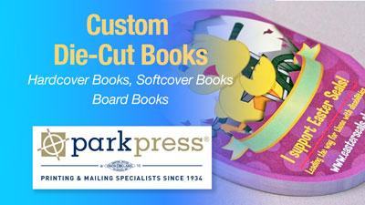 custom die-cutting books hardcover books softcover books board books massachusetts