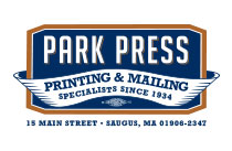 Park Press Printers Boston MA Printing Company