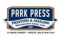 Park Press Printers Boston MA Printing Company