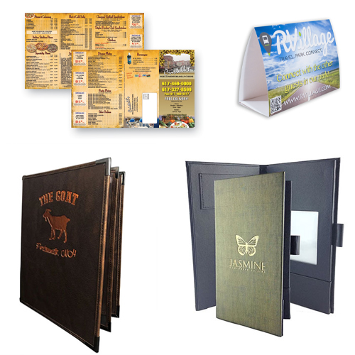 Restaurant Materials